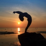 Yoga at Sunrise